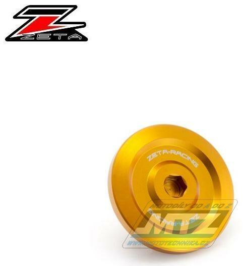 Obrázek produktu Zátky motoru Honda CBR400+CBR500+CB500F+CB500X+CBR600RR+CB650F+CBR650F+CBR1000RR+CBR1000S+VTR+VTR-F - zlatá (zs891114-1)