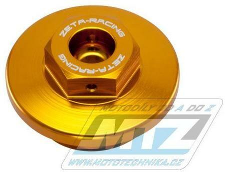 Obrázek produktu Zátka nalévací oleje M30x1,5 - Kawasaki ZX6R, ZX9R, ZX10R, ZX14R, ZR7, Z750, Z1000 , Ninja 250, Ninja 300, ZRX1100, ZRX1200, ZZR1100, ZZR1200, ZZR1400 - zlatá (zs89-2204)