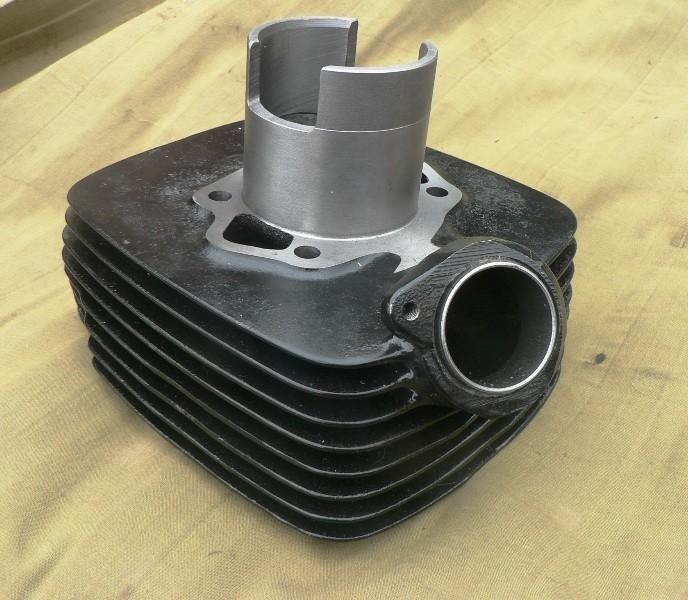 Obrázek produktu Výbrus válce ČZ 125 čep 12, komplet sada ČZ 125,12