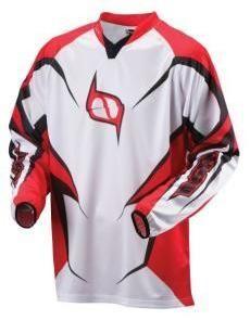 Obrázek produktu Dres MSR M9 RNGD JSY červená/bílá vel: L 357380