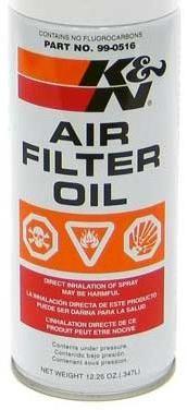 Obrázek produktu Olej na vzduchové filtry K&N - KN99-0516EU KN99-0516EU