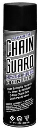 Obrázek produktu Řetězový sprej na běžné i O-kroužkové řetězy MAXIMA Chain Guard / 397G off-road 77920