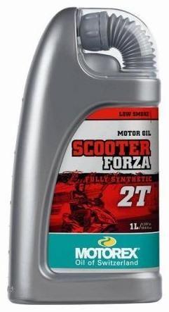 Obrázek produktu MOTOREX Scooter Forza 2T 1L MO 012412