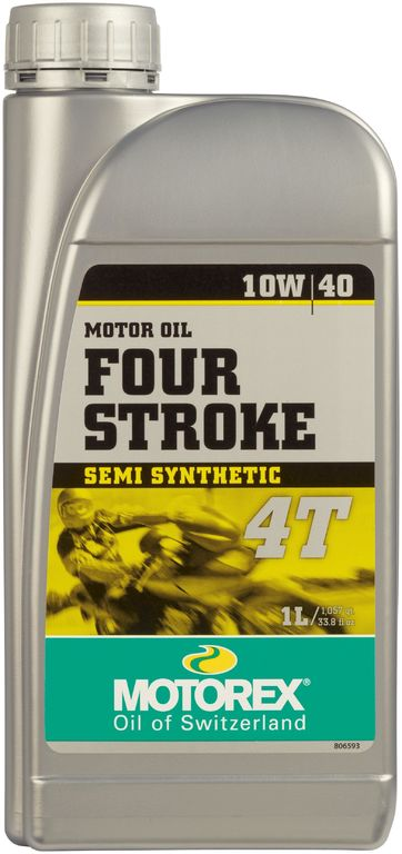 Obrázek produktu MOTOREX TWO STROKE 2T 1l ID-16250