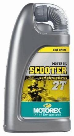 Obrázek produktu Motorex Scooter 2T 1L MO 013617