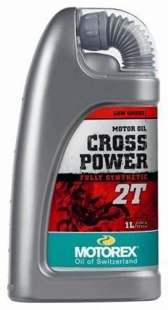 Obrázek produktu Motorex Cross Power 2T 1L MO 013815