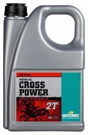 Obrázek produktu Motorex Cross Power 2T 4L MO 013822
