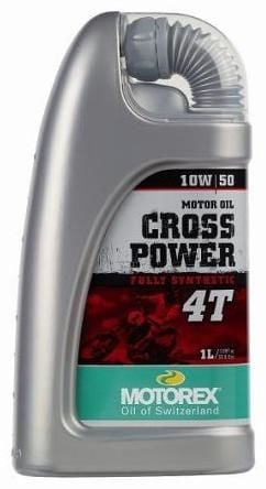 Obrázek produktu Motorex Cross Power 4T 10W50 1L MO 017516