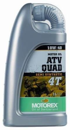 Obrázek produktu Motorex  ATV Quad 4T 10W40 1L MO 017417