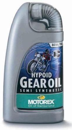 Obrázek produktu Motorex Gear oil hypoid 80W90 1L MO 045311