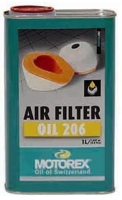Obrázek produktu Motorex Air filter oil 206 1L MO 173816
