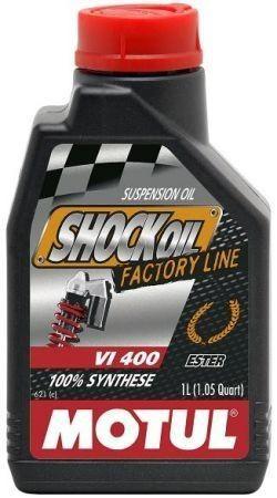 Obrázek produktu Motul Shock Oil 2,5W – 20W 1l MOT SHOCK 2,5W-20W/1