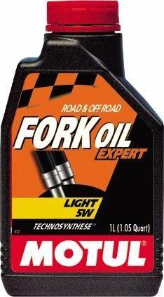 Obrázek produktu Motul Fork Oil Light Expert 5W 1l MOT FORKOIL 5W/1
