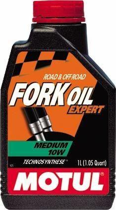 Obrázek produktu Motul Fork Oil Medium 10W 1l MOT FORKOIL 10W/1
