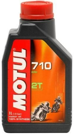 Obrázek produktu Motul 710 2T (600 2T) AS 1l MOT 710 2T AS/1