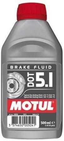 Obrázek produktu Motul DOT 5.1 Brake Fluid MOT BRAKEFLUID 5.1