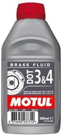 Obrázek produktu Motul DOT 4 Brake Fluid MOT BRAKE FLUID DOT4