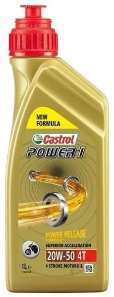 Obrázek produktu Castrol Power 1 4T 20W-50 1L CAS 194660256