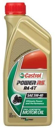 Obrázek produktu Castrol Power 1 Racing 4T 5W-40 1l CAS 192950256