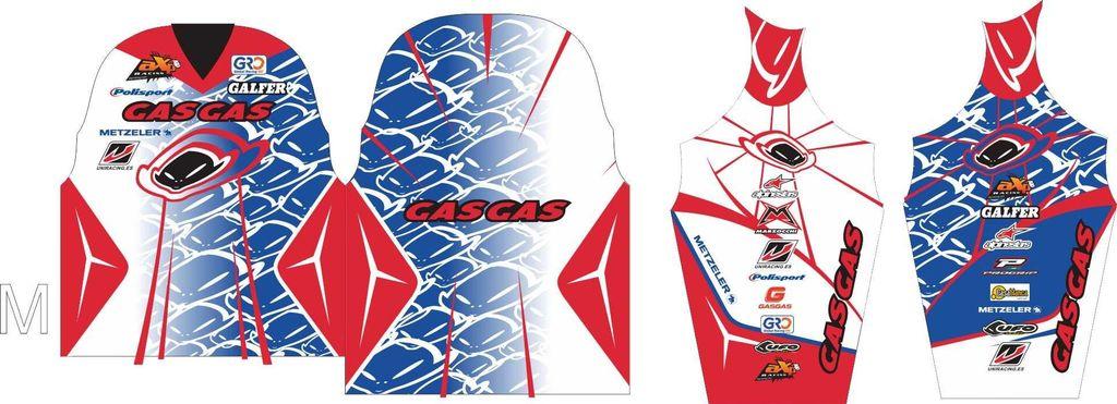 Obrázek produktu Dres na zakázku ukázka Motocross, Enduro, MTB, BMX, DH, 15 ID-29045
