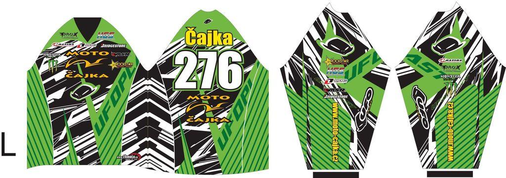 Obrázek produktu Dres na zakázku ukázka Motocross, Enduro, MTB, BMX, DH, 20 ID-29050