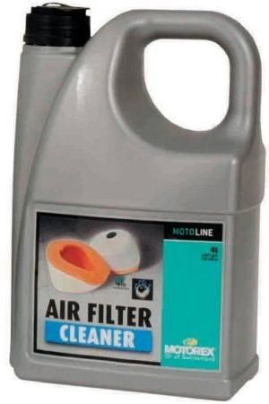 Obrázek produktu Motorex Air filter Cleaner 4L MO 217428