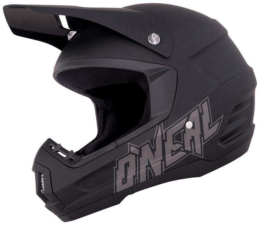 Obrázek produktu Helma ONEAL 2Series přilba FLAT černá vel: XXL (63/64 cm) 0200F-106