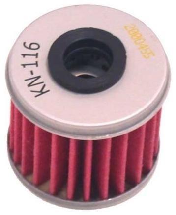 Obrázek produktu Olejový filtr K&N MOTO KN KN-116 KN KN-116