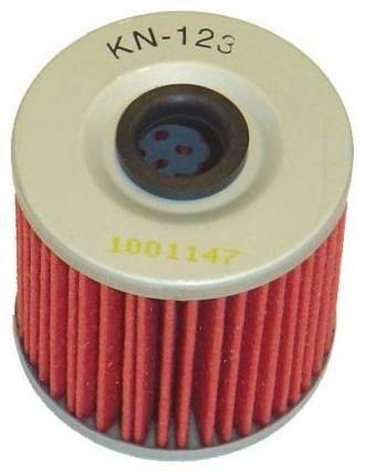 Obrázek produktu Olejový filtr K&N MOTO KN KN-123 KN KN-123