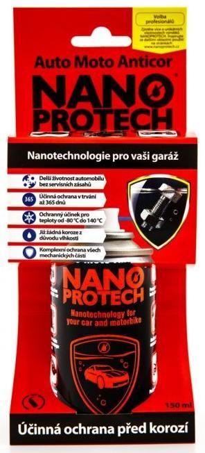 NANOPROTECH Auto Moto ANTICOR sprej 150ml R 56009