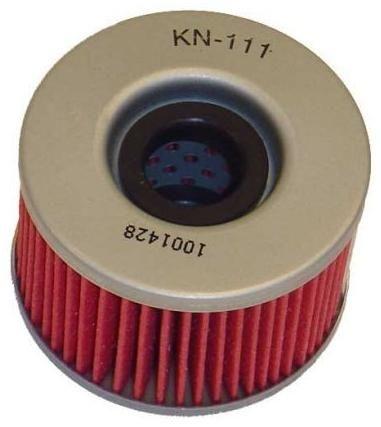 Obrázek produktu Olejový filtr K&N MOTO KN KN-111 KN KN-111