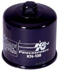 Obrázek produktu Olejový filtr K&N MOTO KN KN-138 KN KN-138