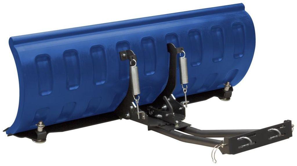Obrázek produktu Radlice na sníh pro čtyřkolku a UTV - SHARK - 152cm, modrá včetně montážní sady
