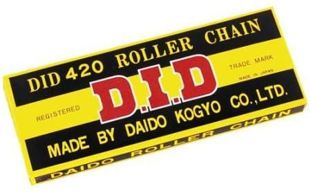 Obrázek produktu DID řetěz 420NZ3-140 článků