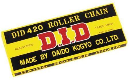 Obrázek produktu DID řetěz 428-130 článků