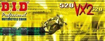 Obrázek produktu DID řetěz 520VX2-120 článků