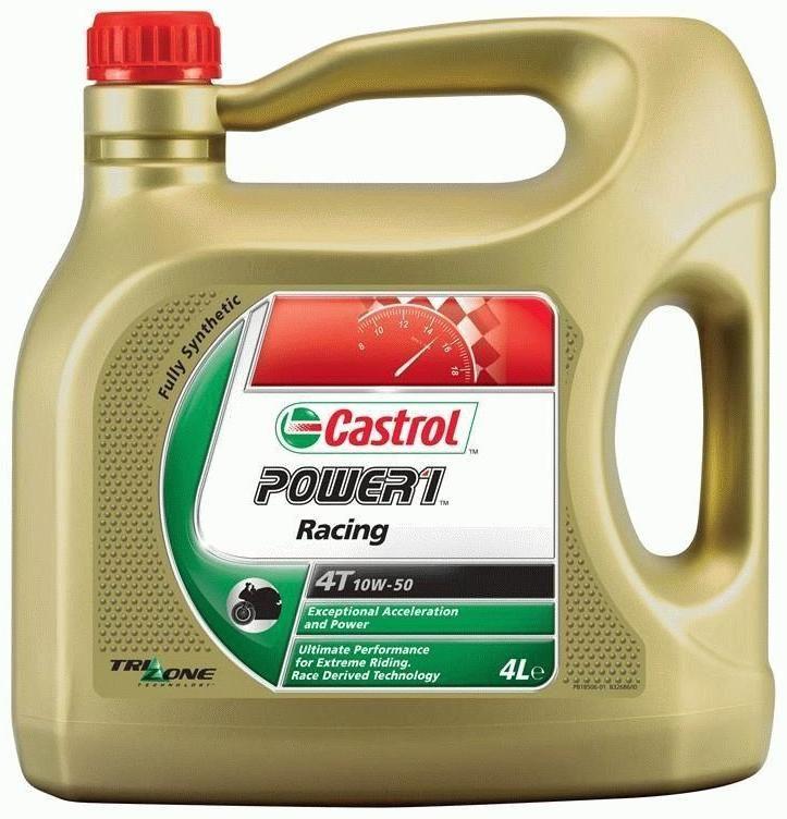 Obrázek produktu Castrol Power 1 Racing 4T 10W-50 4L CAS 192550257