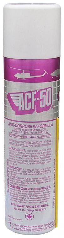 ACF-50 ve spreji 384 ml antikorozní přípravek ACF50