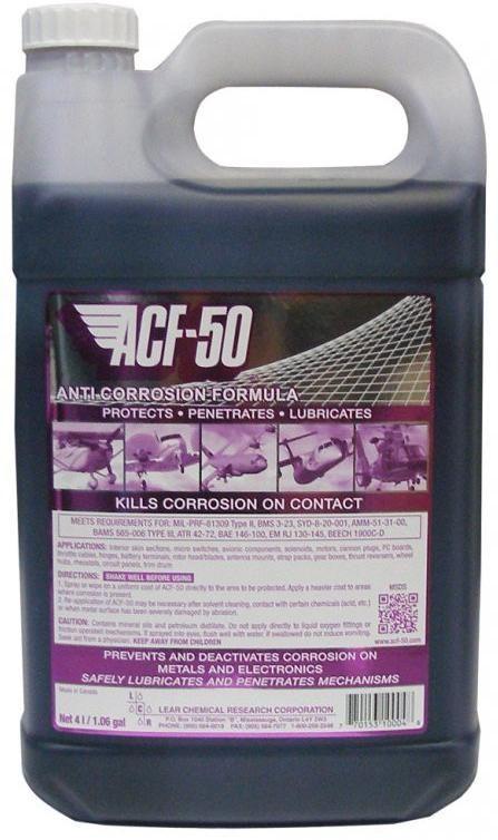 Obrázek produktu ACF-50 kanystr 4L  antikorozní přípravek ID-212231