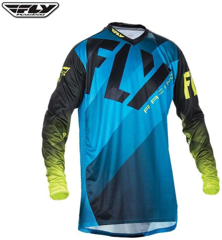 Obrázek produktu Dres Fly Lite Hydrogen Jersey Blue vel: M SKLAD VÝPRODEJ