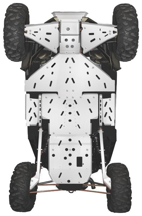 Obrázek produktu SHARK Skidplate, Polaris RZR XP 1000 Turbo (800-00-27) 800-00-27