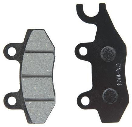 Obrázek produktu Brzdové destičky IP000124 IP000124