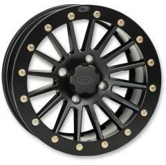 Obrázek produktu ITP ALU disk SD BEAD LOCKS 12x7 (5+2) black 4/110 přední/zadní