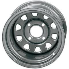 Obrázek produktu ITP ALU disk DELTA silver 12x7 (5LB+2) 4/110 přední/zadní