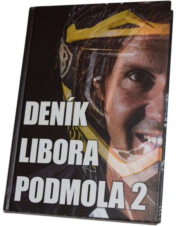Obrázek produktu Kniha Deník Libora Podmola 2 M000-2018