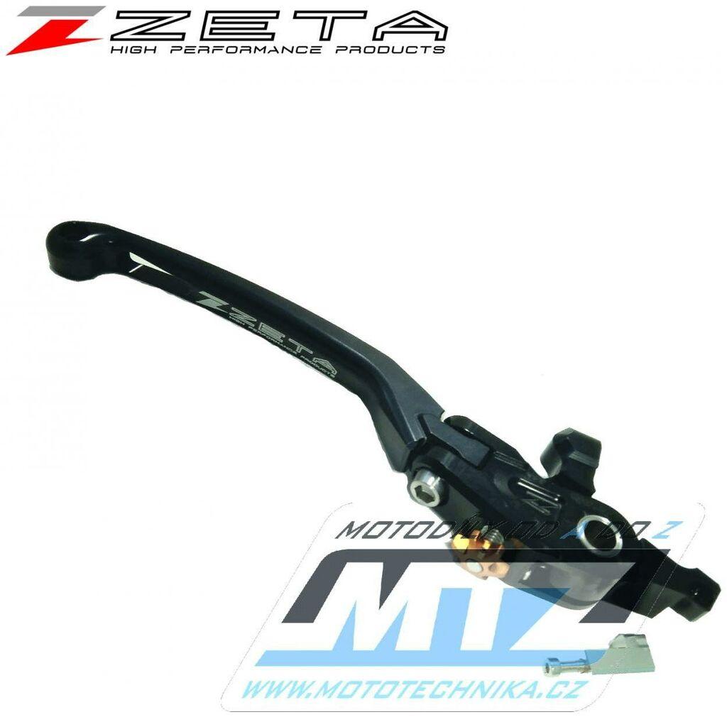 Obrázek produktu Páčka brzdy výklopná ZETA-PILOT (závodní provedení černá) - Honda CBR1100XX / 97-06 + X11 / 99-00 + Kawasaki NINJA400+NINJA400R / 11-17 + NINJA650+NINJA650R / 0-16 + VERSYS650 / 09-14 + VERSYS1000 / 1