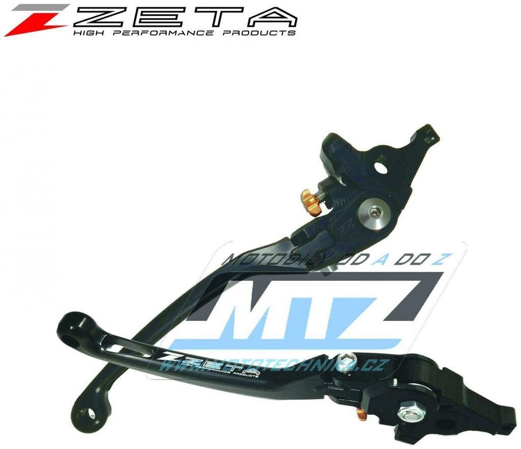 Obrázek produktu Páčka brzdy výklopná ZETA-PILOT (závodní provedení černá) - Yamaha NIKEN / 19 + MT-10+MT-10SP+FZ-10 / 17-20 + MT-09 TRACER / 15-20 + MT-07+FZ-07 / 14-20 + XSR900 / 16-20 + XSR700 / 16-20 + FZ1+FZ1N+FZ