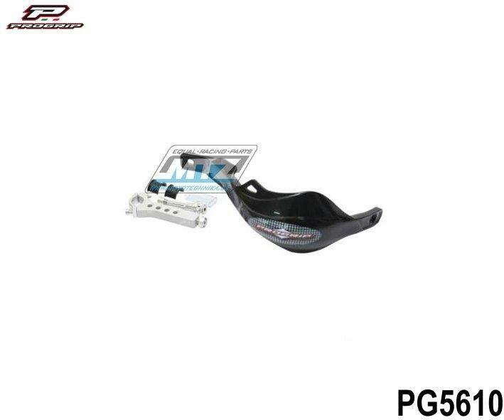 Obrázek produktu Bástry (kryty páček) s výztuhou Progrip 5610 včetně univerzálního montážního kitu - černé (pg5610-02) PG5610-02