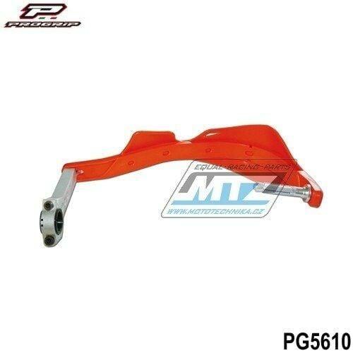Obrázek produktu Bástry (kryty páček) s výztuhou Progrip 5610 včetně univerzálního montážního kitu - bílé (3882) PG5610-07