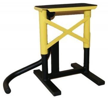 Obrázek produktu Stojan / stojánek MX cross s gumou žlutý 2H-MOD1A-05/02